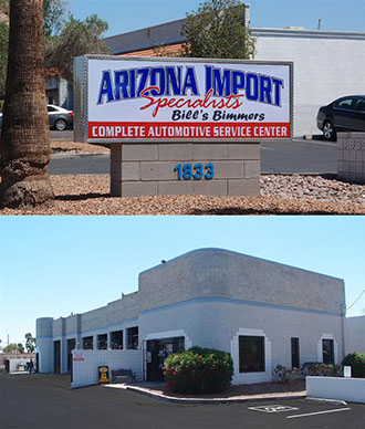 Tempe Auto Repair, Import Vehicles